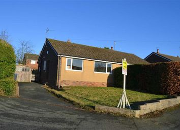 Thumbnail 2 bed semi-detached bungalow to rent in Eden Grove, Cheadle, Stoke-On-Trent