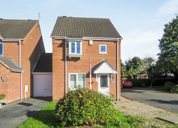 Thumbnail 3 bed link-detached house for sale in Wheatlands Drive, Countesthorpe, Leicester