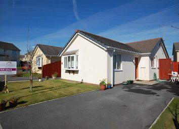 Thumbnail 3 bed semi-detached bungalow for sale in Vineyard Vale, Saundersfoot, Saundersfoot, Pembrokeshire