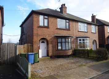 Thumbnail 3 bedroom semi-detached house for sale in Trent Street, Retford
