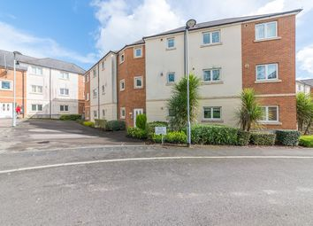 Thumbnail 2 bed flat for sale in Ty Trist House, Rogerstone, Newport