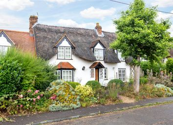 Thumbnail 4 bedroom cottage for sale in The Croft, East Hagbourne, Didcot