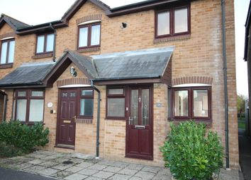 Thumbnail 2 bed end terrace house to rent in Colborne Close, Poole
