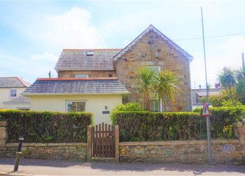 Thumbnail 4 bed detached house for sale in Fore Street, Goldsithney, Penzance