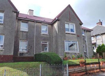 Thumbnail 3 bedroom flat for sale in Willow Crescent, Coatbridge