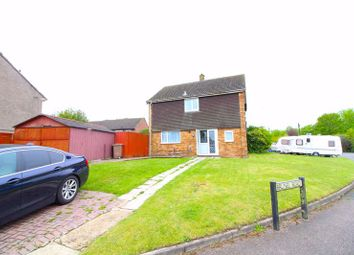 Thumbnail 4 bed end terrace house to rent in Brunel Road, Luton