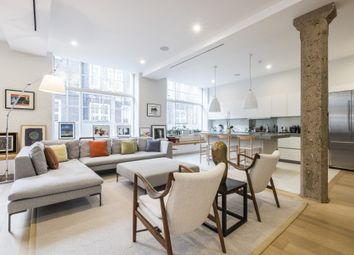 Thumbnail 3 bed flat for sale in New Inn Street, London