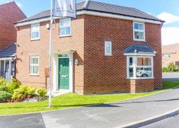 Thumbnail 3 bedroom detached house for sale in Water Reed Grove, Walsall