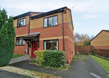 Thumbnail 2 bed semi-detached house for sale in Pendle Crescent, Mapperley, Nottingham