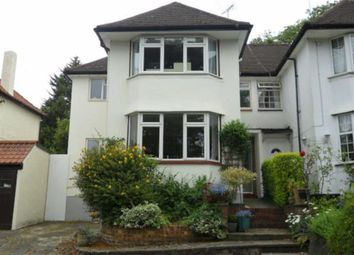 Thumbnail 4 bed semi-detached house to rent in Hay Lane NW9, Kingsbury,