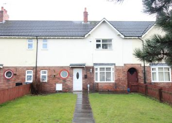 Thumbnail 2 bed terraced house for sale in Hall Road, Hull