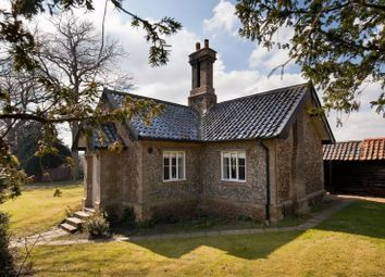 Thumbnail 3 bedroom detached house for sale in Church Hill, Starston, Harleston