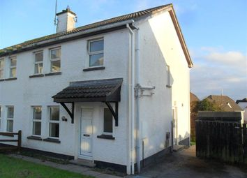 Thumbnail 3 bed semi-detached house for sale in 37, Lackaboy View, Enniskillen