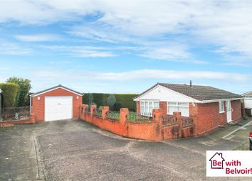 Thumbnail 2 bed detached bungalow for sale in Chancery Drive, Hednesford, Cannock