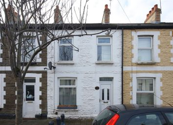 Thumbnail 2 bedroom property for sale in Blanche Street, Roath, Cardiff
