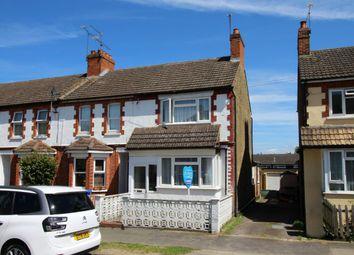 Thumbnail 2 bedroom end terrace house for sale in Highland Road, Aldershot
