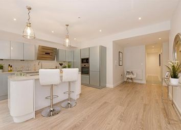 Thumbnail 3 bed flat for sale in Marylands Road, London