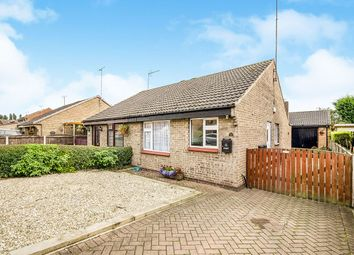 Thumbnail 2 bed bungalow for sale in Pollards Fields, Knottingley