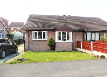 Thumbnail 3 bedroom bungalow for sale in Brooksfield, South Kirkby, Pontefract