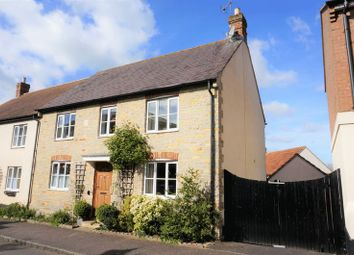 Thumbnail 3 bed semi-detached house for sale in Hillyfields, Taunton