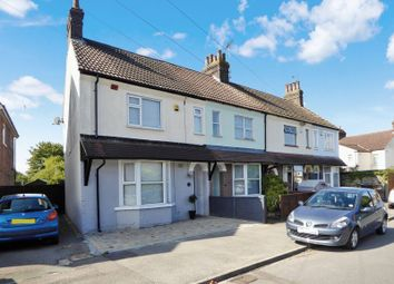 Thumbnail 2 bed end terrace house for sale in Downs Road, Dunstable