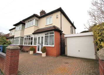 Thumbnail 3 bed semi-detached house for sale in Ranelagh Drive South, Grassendale, Liverpool, Merseyside