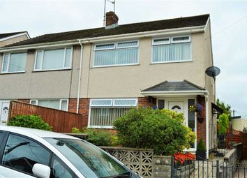 Thumbnail 3 bed semi-detached house for sale in Garngoch Terrace, Swansea