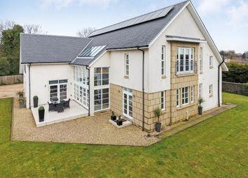 Thumbnail 5 bedroom detached house for sale in Easwald Bank, Kilbarchan, Renfrewshire
