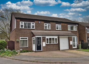 Golden Drive, Eaglestone MK6. 3 bed semi-detached house for sale