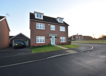 Thumbnail 5 bed detached house for sale in Howburyfield Avenue, Worcester