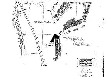 Thumbnail Land for sale in Royd Terrace, Hebden Bridge
