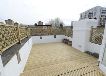Thumbnail 3 bed maisonette for sale in Crimsworth Road, Vauxhall