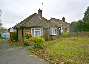 Thumbnail 2 bed detached bungalow for sale in Romsey Road, Winchester, Hampshire