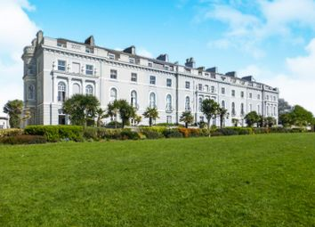 Thumbnail 1 bed flat for sale in The Esplanade, Plymouth