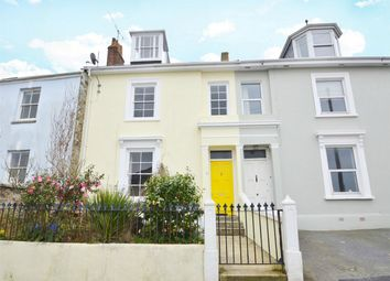 Thumbnail 4 bed terraced house for sale in Penwerris Terrace, Falmouth