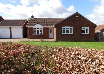 Thumbnail 3 bed detached bungalow for sale in Saddlers Close, Forest Town, Mansfield