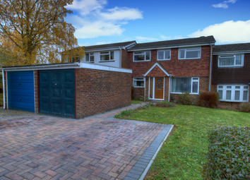 Thumbnail 3 bed terraced house for sale in Beresford Road, Chandler's Ford, Eastleigh
