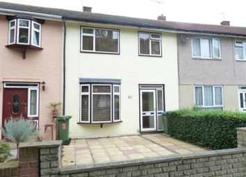 Thumbnail 3 bed terraced house to rent in Chalcombe Road, Abbey Wood, London