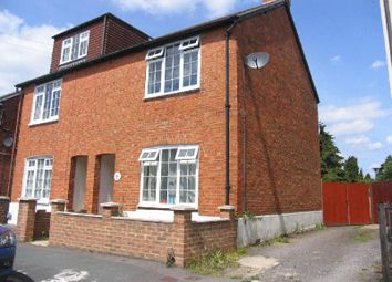 Thumbnail 3 bed semi-detached house to rent in Barossa Road, Camberley