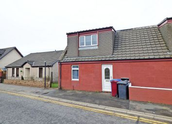 Thumbnail 2 bed end terrace house for sale in Lockhart Street, Stonehouse, Larkhall