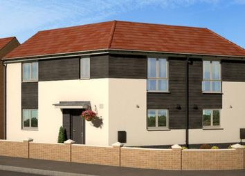 "Thumbnail 3 bed property for sale in ""The Ambrose At Yew Gardens, Edlington"" at Markham Terrace, Edlington Lane, Edlington, Doncaster"