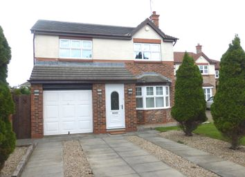 Thumbnail 4 bedroom detached house for sale in Chichester Close, Hartlepool