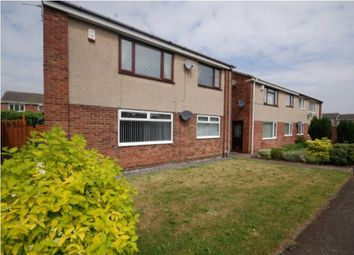 Thumbnail 2 bed flat for sale in Bradley Close, Ouston, Chester Le Street