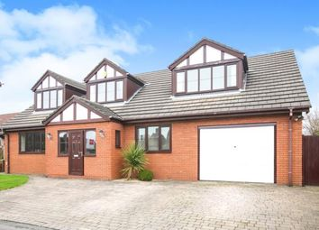 Thumbnail 4 bedroom detached house for sale in Ridge View, Macclesfield, Cheshire