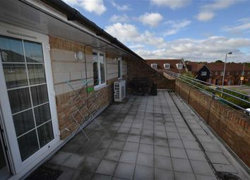 Thumbnail 2 bed flat to rent in Botany Lodge, Great Ashby, Stevenage, Herts