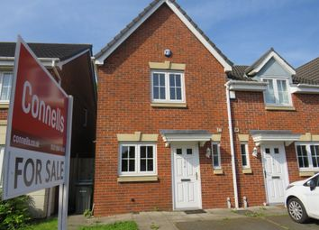 Thumbnail 2 bed semi-detached house for sale in Dovedale Road, Perry Common, Birmingham