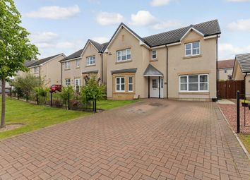 Thumbnail 4 bed property for sale in Hillend View, Winchburgh, Broxburn