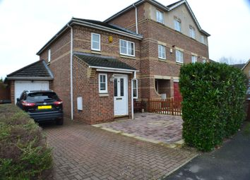 Thumbnail 3 bed semi-detached house for sale in Keel Close, Barking