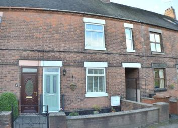 Thumbnail 2 bed terraced house for sale in Blithbury Road, Colton, Rugeley, Staffordshire