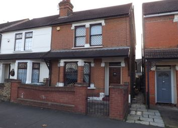 Thumbnail 3 bedroom property to rent in Allandale Road, Hornchurch